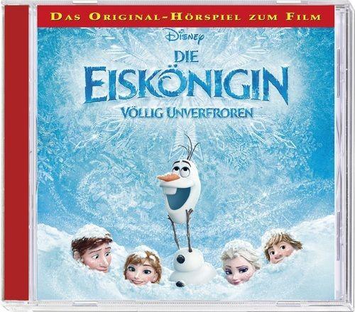 Disney´s Die Eiskönigin - Völlig unverfroren - Hörbuch / Hörspiel - CD - *NEU*