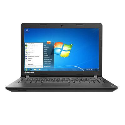 Notebook Lenovo Ideapad Intel Dual 2x2,58GHz - 2GB - 250GB - Windows 7 Pro - HD