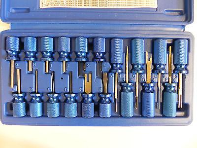 Entriegelungswerkzeug Löse-Werkzeug Stecker Entriegeler Steckkontakte Set ISO