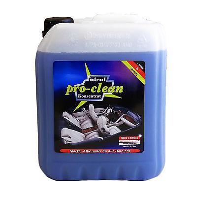 ideal pro-clean Tornador® Gun Reiniger Konzentrat für Z-020 5 Liter