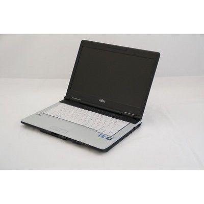 Fujitsu Lifebook S751 Notebook Laptop  i5 2.5GHz 4GB 160GB 14