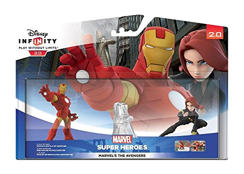 Disney Infinity 2.0: Marvel Super Heroes Playset Avengers - [alle Systeme]