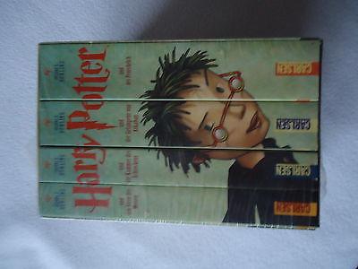 Harry Potter Band 1-4 Paket NEU & Orginalverpackt