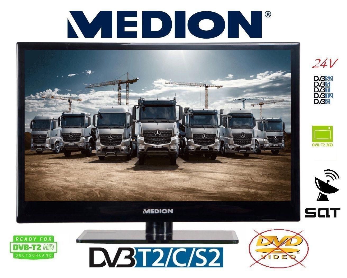 MEDION 12V-24V & 220 Volt Betrieb 16