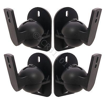 4 Surround sound speaker brackets Wall mount for Bose