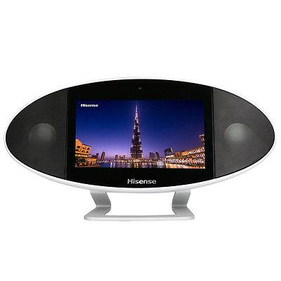Hisense Sound Tab MA-327 Portable Media Center weiß 7 Zoll Android WLAN