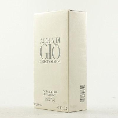 Giorgio Armani Acqua di Gio Homme EDT ? Eau de Toilette 200ml NEU&OVP