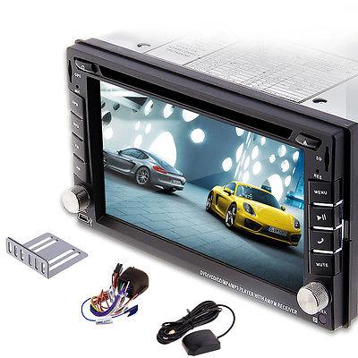 AUTORADIO MIT BLUETOOTH TOUCHSCREEN USB/SD MP3 DVD PLAYER 2DIN 6.2