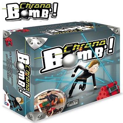 IMC Toys 94765IM Chrono Bomb Bewegungsspiel mit APP Erweiterung NEU/OVP