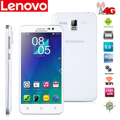 LENOVO A806 5.0'' IPS HD 4G LTE Smartphone Android Octa Core 16GB 13MP Dual CAM