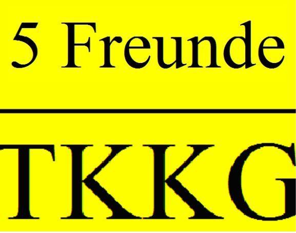 TKKG 5 Kassetten auswählen. Auswahl aus Liste Hörspiel MC