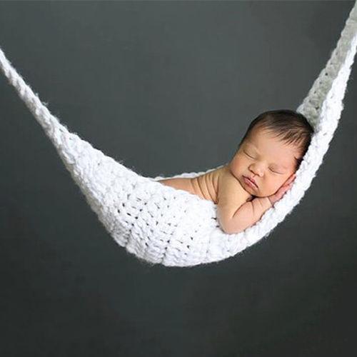 Baby Newborn Foto Kostüm Neugeborene Jungen Mädchen Fotoshooting Weiß Outfit