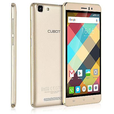 13MP CUBOT Rainbow Quad CORE 5 Zoll 3G Smartphone Handy Ohne Vertrag Dual SIM 4