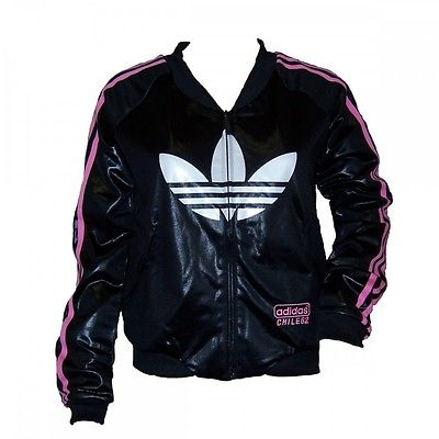 adidas Originals Damen Chile 62 Damenjacke Damensportjacke Jacke 36-38-40-42-44