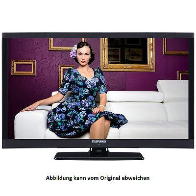 Telefunken L24F185D3 24 Zoll LED-TV HD Triple Tuner CI+ Full HD