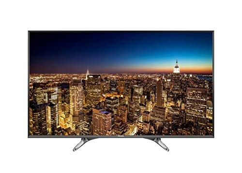 Panasonic TX-55DXW604 Viera 139 cm (55 Zoll) Fernseher (4K Ultra HD, 800 Hz BMR, Quattro Tuner, Smart TV)