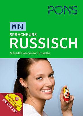 PONS MINI-Sprachkurs Russisch lernen für Anfänger