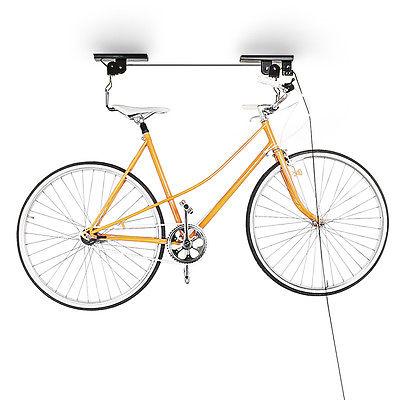 Fahrrad Halterung Wandhalterung Deckenhalter Lift Halter - Fahrradlift bis 20kg