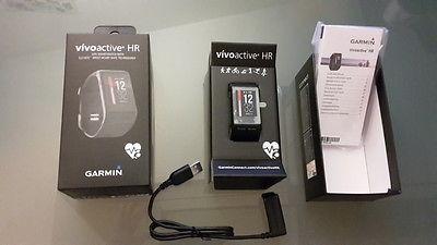 Garmin Vivoactive HR GPS Smartwatch