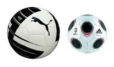 Puma Fußball PowerCat 6.10 Replica MS (S5) & adidas Europass Mini Ball UEFA (S1)