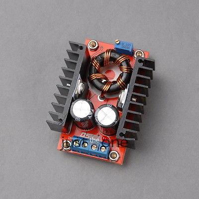 150w Spannung zu 10-32v 12-35v Boost Converter Dc-Dc Step-Up Adjustable Power
