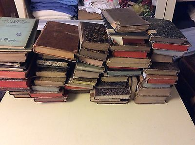 Konvolut 1 Kiste60 Bücher aus einer Klosterbibliothek meist vor 1900 s. Fotos