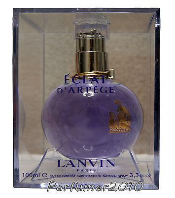 Lanvin Eclat D' Arpege 100ml Eau de Parfum Neu & Originalverpackt