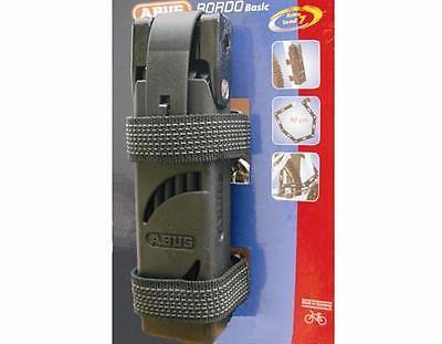 ABUS Bordo Fahrradschloß inkl.Tasche 90 cm Faltschloß Faltbügelschloss