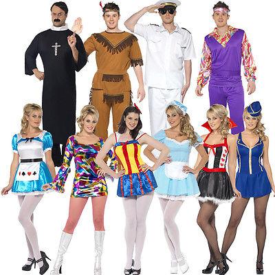 Karnevalskostüm Smiffys 10 Modelle Damen & Herren Karneval Fasching Kostüm neu