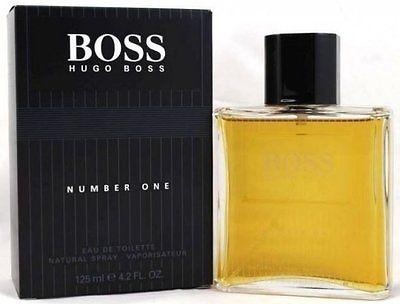 Hugo Boss Number One No 1 125 ml Eau de Toilette EDT