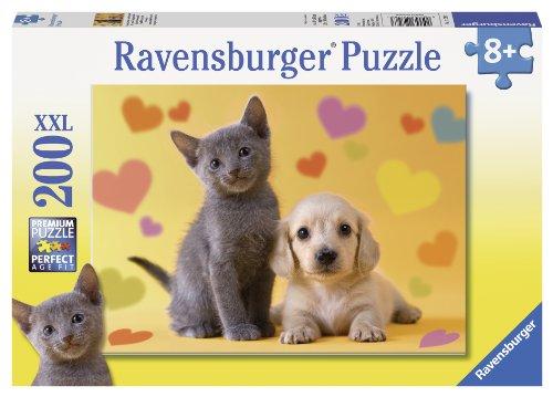 Ravensburger 12728 - Unzertrennliche Freunde