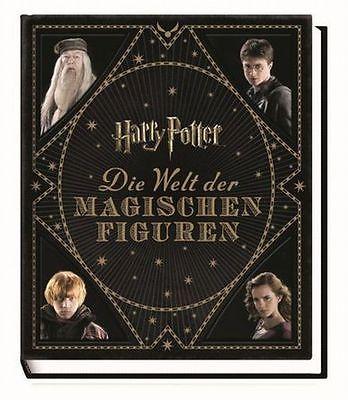 Die Welt der magischen Figuren HARRY POTTER FILME BUCH