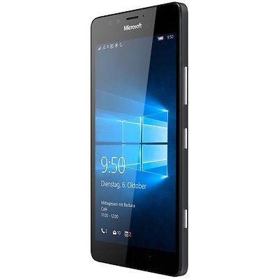 MICROSOFT NOKIA LUMIA 950 32GB DUAL-SIM WINDOWS SMARTPHONE HANDY OHNE VERTRAG