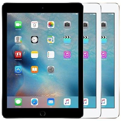 Apple iPad Air 2 WiFi 32GB Model A1566 iOS Tablet PC WLAN Retina iTouch WOW!
