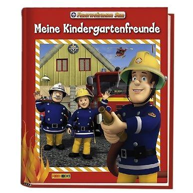 FEUERWEHRMANN SAM Mein Kindergartenfreundebuch *****NEU & KEIN PORTO*****