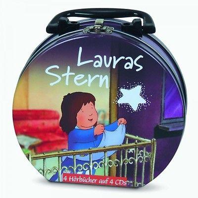 Mein Hörbuch-Koffer: Lauras Stern