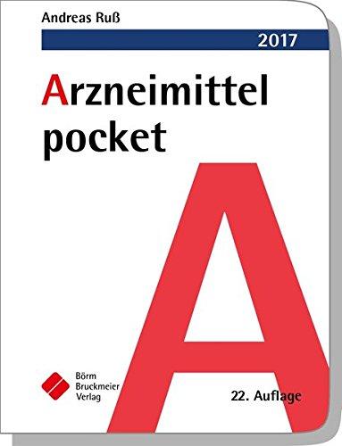 Arzneimittel pocket 2017 (pockets)
