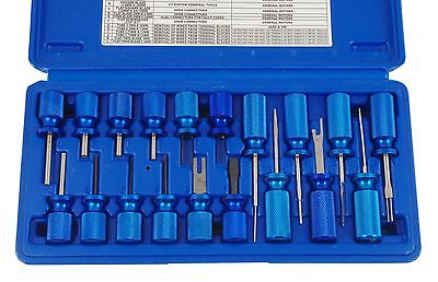 Löse-Entriegelungs-Werkzeug 19-tlg. Auspinwerkzeug Steckkontakte Stecker
