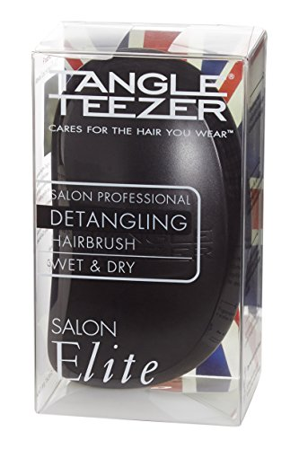 Tangle Teezer Salon Elite, Neon gelb, 1er Pack (1 x 1 Stück)