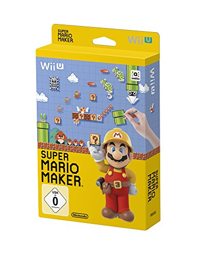 Super Mario Maker - Artbook Edition - [Wii U]