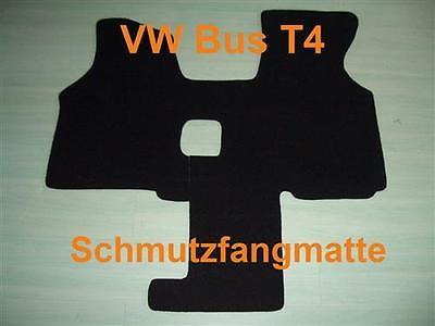 Fußmatten Schmutzfangmatte VW T4 Bus Multivan Caravelle