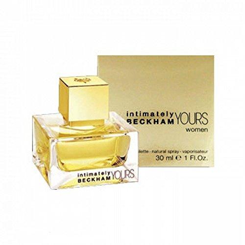 Beckham Intimately Yours women, Eau de Toilette, 30 ml