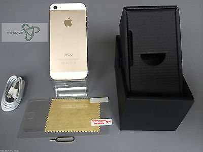 Apple iPhone 5s - 16 GB - Gold (Unlocked) - GOOD CONDITION