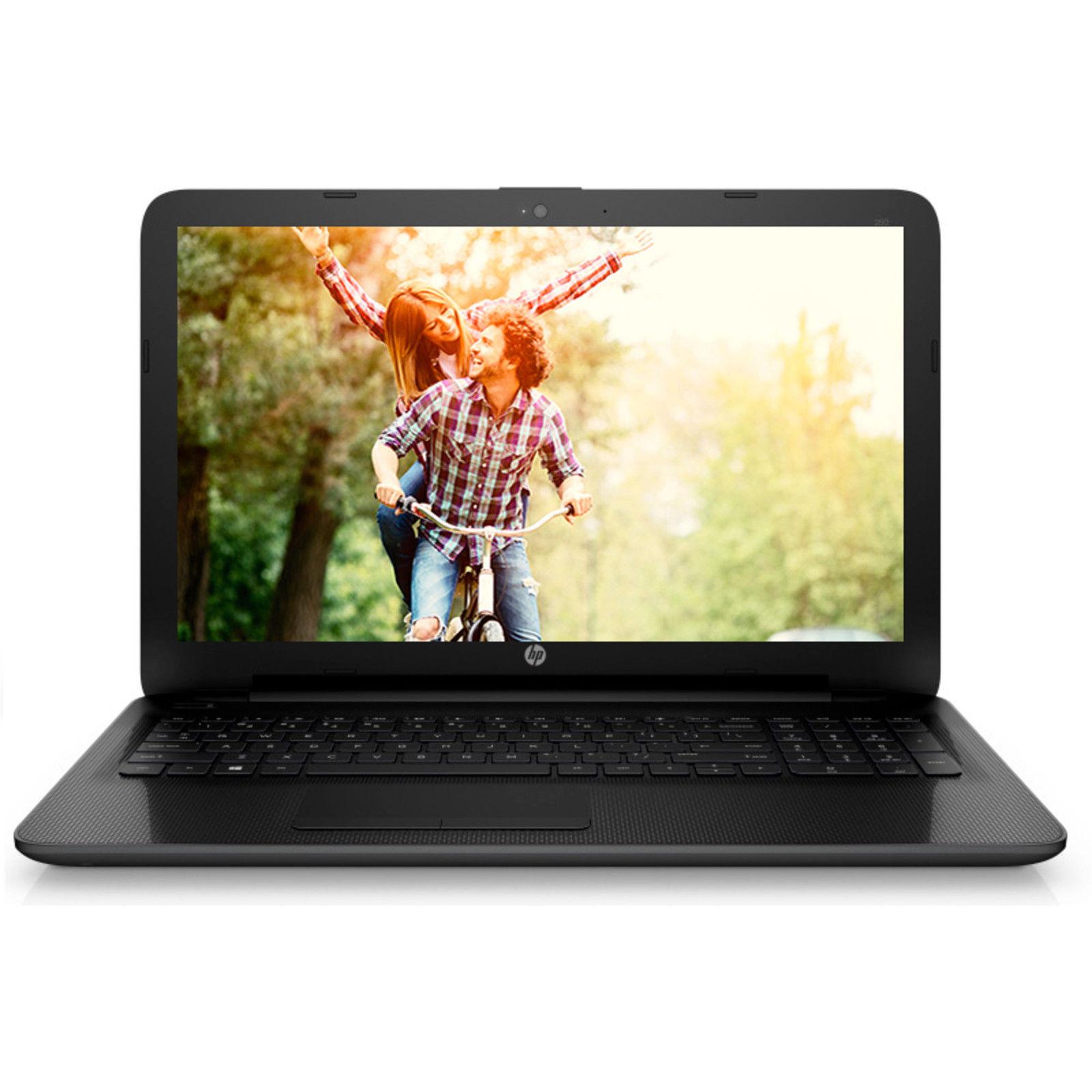 HP Notebook - AMD Quad Core - 1000 GB - Windows 10 Pro - Office 2016 - Security