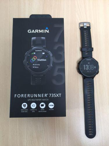 Garmin Forerunner 735xt GPS Multisport Watch - wie NEU