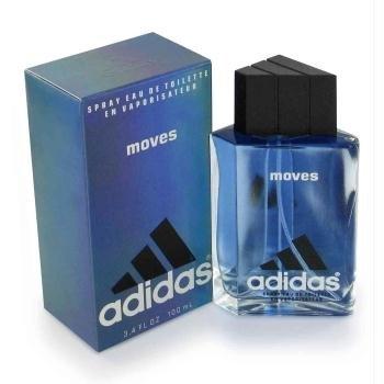 Adidas Moves by Coty Eau De Toilette Spray 30 ml