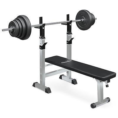 Hantelbank Fitnesscenter Trainingsbank Fitnessstation Hantel Gewichte