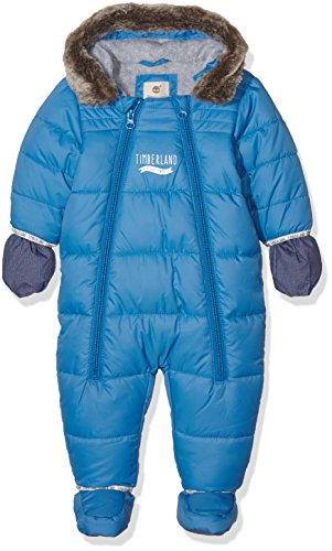 Timberland Baby-Jungen Bekleidungsset T96217 All in One, Blau-Blue (Electric Blue), 3 Monate