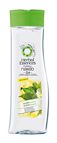 Herbal Essences Clearly Naked Shampoo Glanz, 6er Pack (6 x 250 ml)