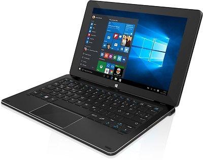TrekStor SurfTab duo W1 schwarz 10 Zoll Display WiFi 32GB Windows Tablet 2GB RAM